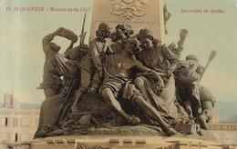 Saint Quentin Monument De 1557 - St. Quentin En Yvelines