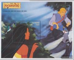 Guyana Block474 (complete Issue) Unmounted Mint / Never Hinged 1995 Walt Disney Zeichentrickfilm - Guyana (1966-...)