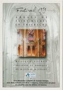 Abbaye De SAINT-MICHEL En THIERACHE  Festival 1999 - France