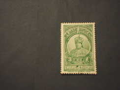 ETHIOPIA - 1931 MENEN  3 T. - TIMBRATO/USED - Ethiopie