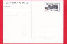 Nuovo - MNH - ITALIA - 2017 - Cartolina Postale - Piazza Mercantile In Bari - Tariffa B - Intero - Interi Postali