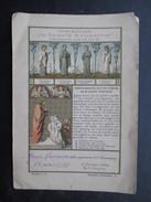 FAIRE-PÄRT COMMUNION (M1801) Eerste H. Communie (2 Vues) MAria LAEREMANS 18/03/1921 Le Directeur A. PITOYE VICQ - Birth & Baptism