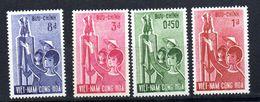 Serie  Nº 206/9 Vietnam S. - Vietnam