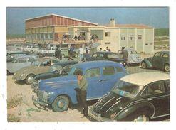 CPSM Portugal PRAIA DA VIEIRA Bâtiments Nombreuses Voitures Années 1970 - Leiria