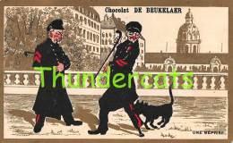 CHROMO CHOCOLAT CACAO BISCUITS DE BEUKELAER ANVERS - De Beukelaer
