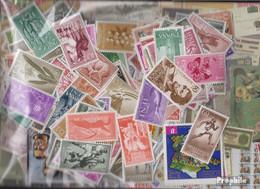 Spanien Briefmarken-300 Verschiedene Marken - Sammlungen
