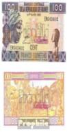 Guinea Pick-Nr: 35a Bankfrisch 1998 100 Francs - Guinea