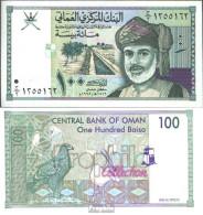 Oman Pick-Nr: 31 Bankfrisch 1995 100 Baisa - Oman