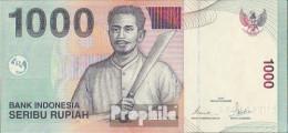 Indonesien Pick-Nr: 141f Bankfrisch 2005 1.000 Rupiah - Indonesien