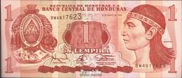 Honduras Pick-Nr: 76a Bankfrisch 1994 1 Lempira - Honduras