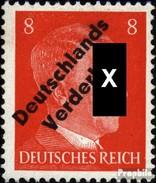 Meißen 33 Postfrisch 1945 Lokaler Überdruck - [7] Repubblica Federale