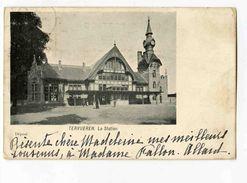 C 55  -  Tervueren  -  La Station - Tervuren