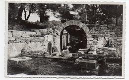 Croatie --  S/S  KRALJICA  MARIJA  -- Ruines Romaines  -- - Croatie