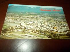 B673   Anchorage Alaska Viaggiata Cm9x14 - Cartoline