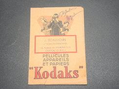FRANCE - Porte Pellicule De La Marque Kodaks - L 11761 - Pubblicitari