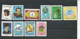 MADAGASCAR  Voir Détail (10) ** Cote 7,50 $ 1982-88 - Madagascar (1960-...)