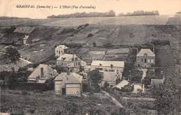 76 - SEINE MARITIME / 761328 - Grainval - L'hôtel - Défaut - Forges Les Eaux