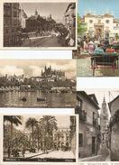 LOT DE  500 CARTES POSTALES ESPAGNE (1900/1960) / . LOT OF 500 POSTCARDS SPAIN / ESPANA ( 1900/1960). - Postales