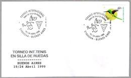 TORNEO DE TENIS EN SILLA DE RUEDAS - WHEELCHAIR TENNIS. Buenos Aires 1999 - Handisport