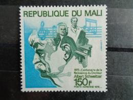 MALI 1975 P.A. Y&T N° 235 ** - CENTEN. NAISSANCE Dr ALBERT SCHWEITZER - Mali (1959-...)