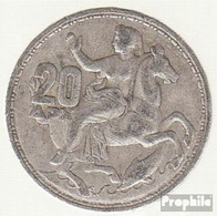 Griechenland KM-Nr. : 85 1960 Vorzüglich Silber Vorzüglich 1960 20 Drachmen Paul I. - Griechenland