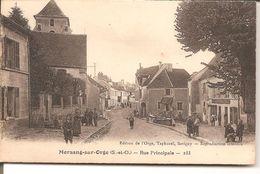 Morsang - Sur -Orge  - Rue Principale - Morsang Sur Orge
