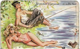 JP ~ HUMOUR ~  ET PENDANT LES VACANCES .........ON OUBLIE TOUT N - Humor