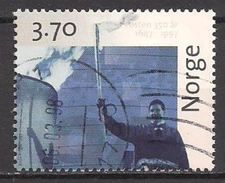 Norwegen  (1997)  Mi.Nr.  1256  Gest. / Used  (15eu14) - Gebraucht