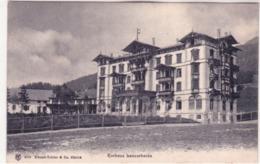 Lenzerheide - Kurhaus Lenzerheide Viaggiata 1906 Pieghina D'angolo G458 - GR Grisons