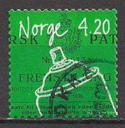 Norwegen  (2000)  Mi.Nr.  1354  Gest. / Used  (15eu03) - Gebraucht
