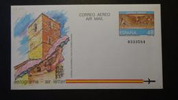 Spain - 1986 - Mi: LF 160* - Postal Stationery - Look Scan - Ganzsachen
