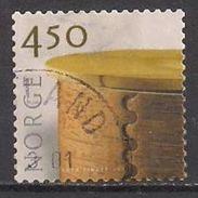Norwegen  (2001)  Mi.Nr.  1369  Gest. / Used  (15eu11) - Norwegen
