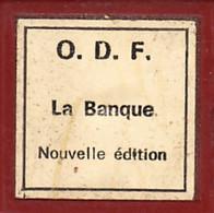 1 Film Fixe LA BANQUE (ETAT TTB ) - Bobines De Films: 35mm - 16mm - 9,5+8+S8mm