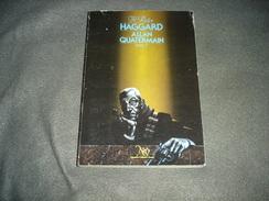 Roman   1 Allan Quatermain  N°  93  De H.Rider Haggard - Neo