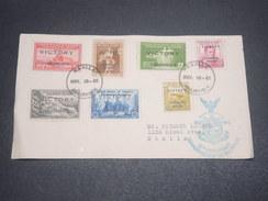 PHILIPPINES - Enveloppe Souvenir Du Commonwealth En 1945 , Timbres Surchargés Victory Commonwealth - L 11783 - Philippines