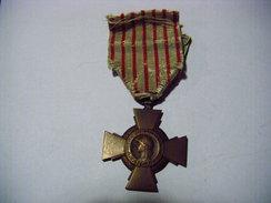 CROIX DU COMBATTANT - 1939-45