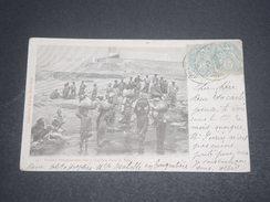 EGYPTE - Carte Postale - Arabes Remplissant Leurs Cruches Dans Le Nil , Voyagé En 1905 - L 11784 - Egypt