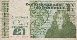 (B0154) IRELAND, 1984. 1 Pound. P-70c. VG - Ireland