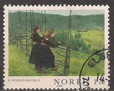 Norwegen  (1982)  Mi.Nr.  867  Gest. / Used  (15eu04) - Norwegen