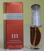 Port Gratuit - Miniature De Parfum M De Perry Ellis (import USA) - Miniatures Hommes (avec Boite)