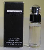 Port Gratuit - Miniature De Parfum Reserve For Men De Perry Ellis (import USA) - Miniatures Hommes (avec Boite)