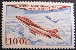 Lot FD/115 - 1954 - POSTE AERIENNE - MYSTERE IV - N°30 NEUF** - Airmail