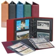 Lindner S1300PB - W Multi Collect Sammelalbum Für Fotos/Postkarten/Banknoten Mit 20 Geteilten, Beidseitig Bestückbaren - Supplies And Equipment