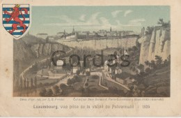 Luxembourg - Pulvermuhl - 1835 - Luxembourg - Ville
