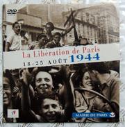 MILITARIA DVD WW2 La Libération De Paris 18-25 Août 1944 - Gaumont Mairie De Paris & Le Parisien - Altri