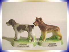 Chiens Exposition Canine ... Lot De 2 ... Ref AFF :  83-2005 .. ( Pan 0039) - Animals