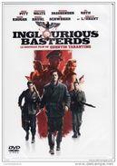 DVD  INGLOURIOUS BASTERDS De Tarantino Genre GUERRE TTB Port 110 Gr Ou 30gr - Action, Adventure