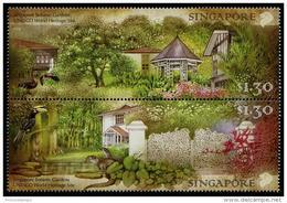 Singapore (2015) - Set -  /  UNESCO World Heritage - Plants - Botanical Garden - Birds - Toucan - Vogels