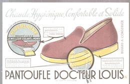 Buvard Pantouffle Docteur Louis Chaude, Hygiènique, Confortable Et Solide - Shoes