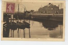 COURSEULLES SUR MER - L'Avant Port - Courseulles-sur-Mer